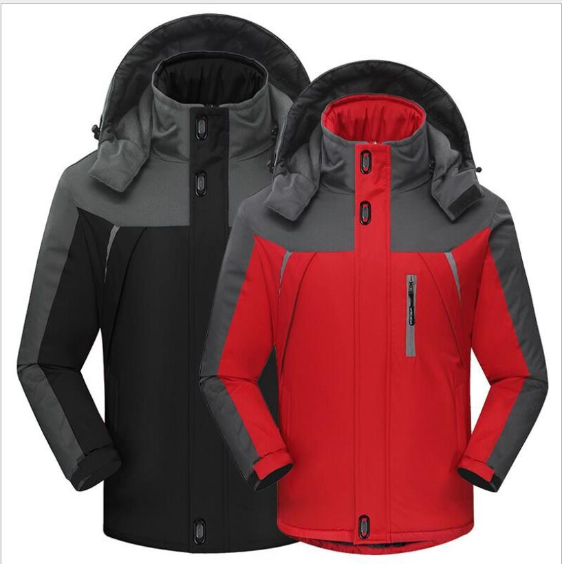 2020 New Men's Coat Winter Spring Dust Coat  Men Winter Jacket