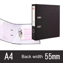 A4 Биндер из металлических колец папка клипбар рычаг арка файл канцелярские документы держатель канцелярские принадлежности