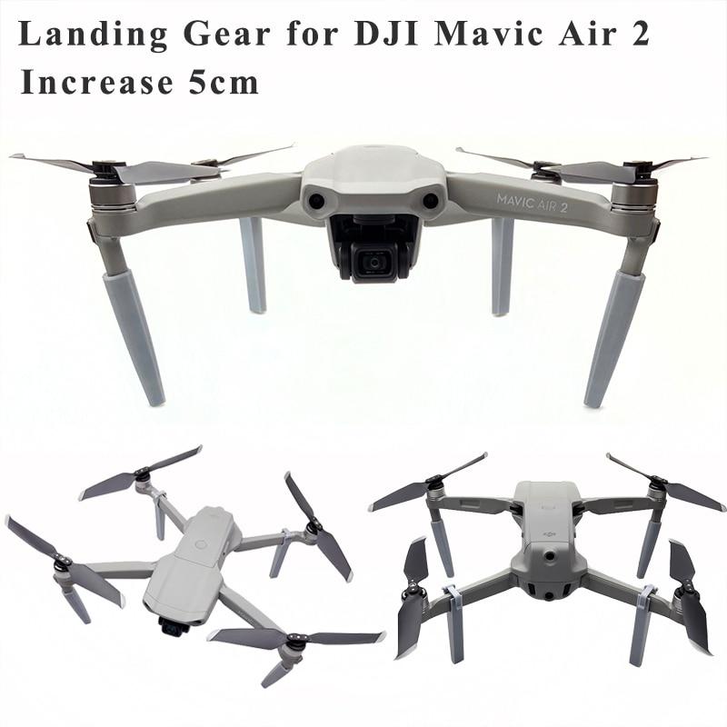 Leg-Bracket Landing-Gear DJI for Stabilizers-Protector Drone-Accessories Skid Shock-Absorbing