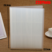 288 Pockets Transparent Film Photo Album for Fujifilm Instax Mini 9 8 7s 25 70 90 Camera Film Ticket Name Card Holder