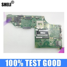 Laptop Motherboard Thinkpad DDR3 Lenovo for T540/t540p PRU 00up912/48.4lo16.021/Ddr3/Full-tested