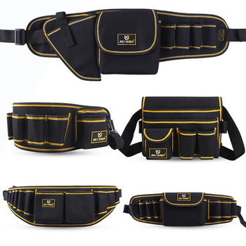 Multi Function Tools Bag Belt Pouch Electrician Organizer Waist - discount item  39% OFF Tools Packaging