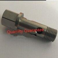 excavator parts 4HK1 6HK1 high pressure oil pump check valve screw One way Valve for Hitachi Sumitomo Case JCB