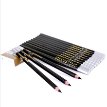 C7300-6 Charcoal Drawing Sketch Pencil Black Soft In Hard Carbon Pen Test Beginner Full Set Of Tools Art Supplies