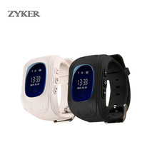 ZYKER Smart Watch Kids GPS Waterproof Touch Screen WIFI location SOS Device Children Safe Anti-lost Monitor Student Smartwatch цена