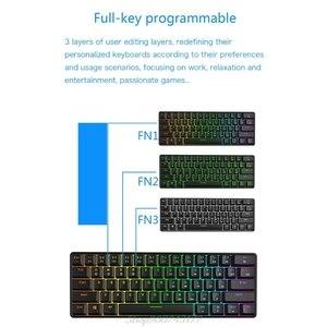Image 3 - Механическая клавиатура GK61
