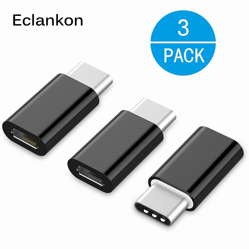 5pcs/lot Type C Adapter For Xiaomi Mi A1 5X Mi5X Mia1 Oneplus 3t 5 3 LG G5 Samsung S8 Plus Micro USB To USB C Adapter Type-c