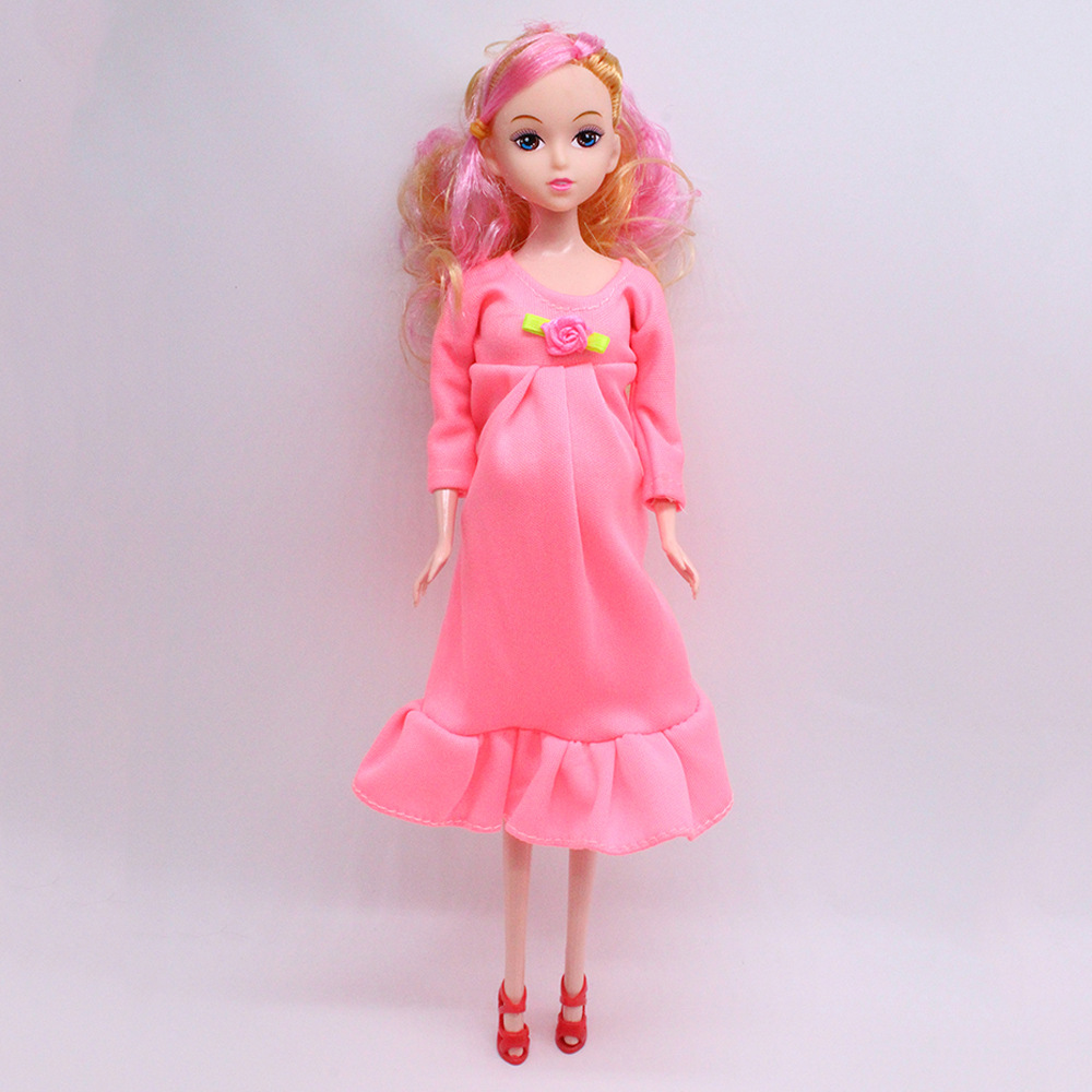 baby toys pregnant doll (10)