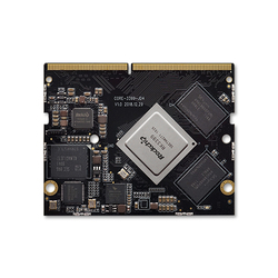 RK3399 Six Core AI Core Board, Development Board, NPU Artificial Intelligence Edge Computing Android Linux
