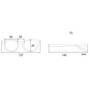 Image 5 - Japão super leve titanium armações de óculos de prescrição armações de óculos transparente