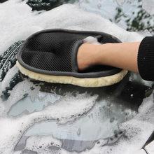 Новые стильные перчатки для мытья автомобиля для peugeot 206, ваза Mitsubisi 2110, vw tiguan, peugeot 407, fiat 500, аксессуары d