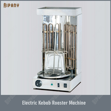 OT220 Electric Turkey Kebab Machine Doner Roaster Rotisseries Oven rotary function Stainless Stell