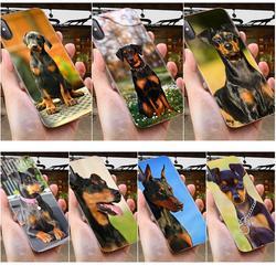 На Алиэкспресс купить чехол для смартфона for huawei honor mate nova note 20 20s 30 5 5i 5t 6 7i 7c 8a 8x 9x 10 pro lite play tpu case protective german pinscher dog