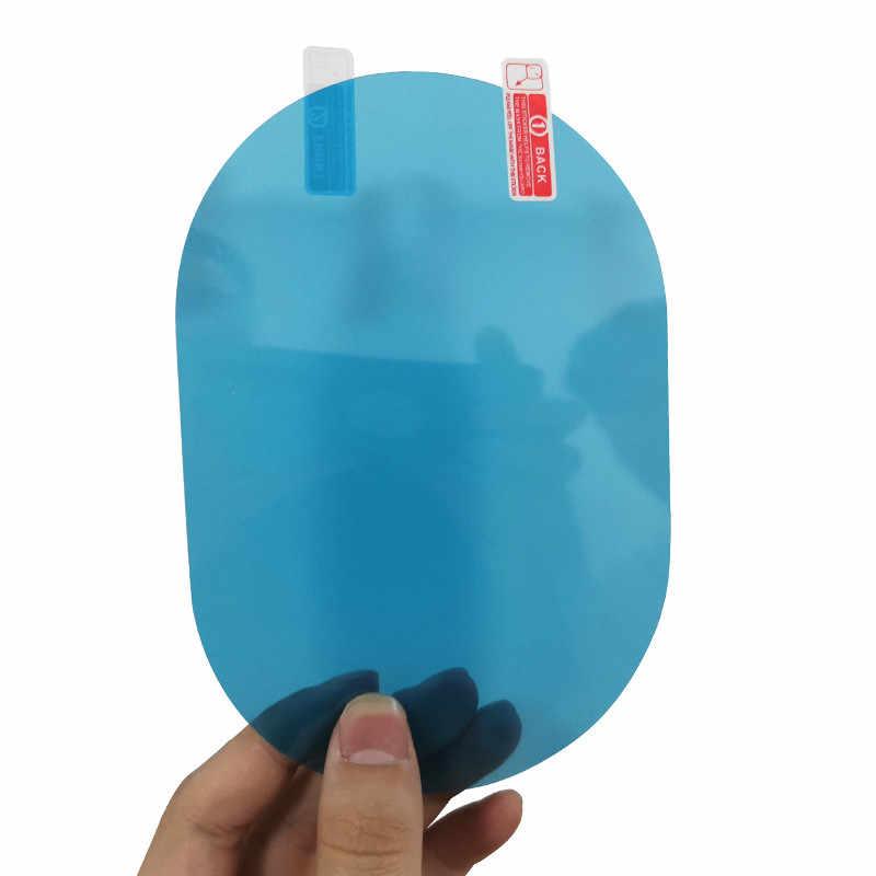 1 Buah Mobil Kaca Spion Film Pelindung Anti Kabut Jendela Jelas Yg Tahan Hujan Belakang Cermin Pelindung Lembut Film Auto Aksesoris