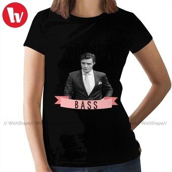 Gossip Girl T-Shirt Im All About That Bass Gossip Girl T Shirt O Neck Kawaii Women tshirt XXL Ladies Tee Shirt gossip блузка