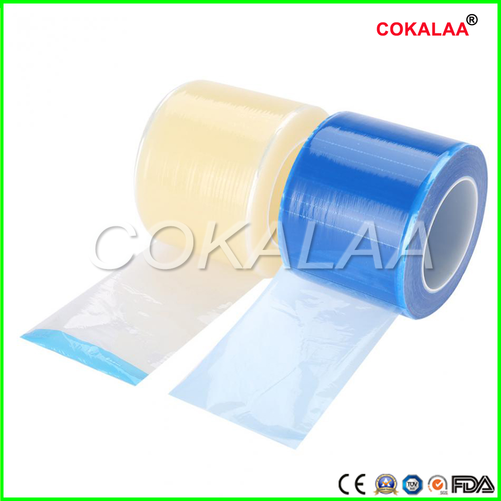 1200pcs/roll Disposable Dental Protective Film Plastic Oral Isolation Membrane Dental Accessory For Barrier Protecting