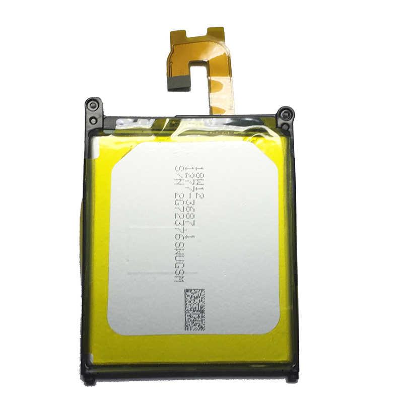 بطارية لسوني اريكسون Z2 L50 L50w سيريوس لذلك-03 D6503 D6502 3200mAh ليثيوم أيون بوليمر بطاريات LIS1543ERPC