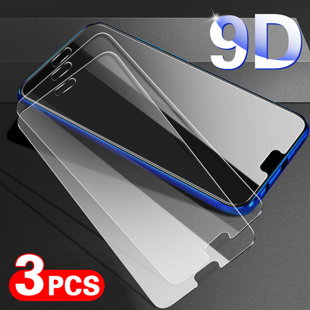 3-1Pcs/lot Tempered Glass for Huawei Honor 10 9 Lite 20 Pro 10i Screen Protector Glass for Honor 20 10 Lite V10 V20 Glass Film image
