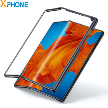 For Huawei Mate Xs X TPU PC Folding Frame Protective Case Folding Transparent Cover for Huawei Mate Xs X