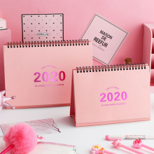 2020 table calendar creative simple small fresh desktop decoration plan this style small calendar notebook customization 2019 table calendar 2018 weekly planner monthly plan to do list desk calendar daily rainlendar simple style desktop calendar