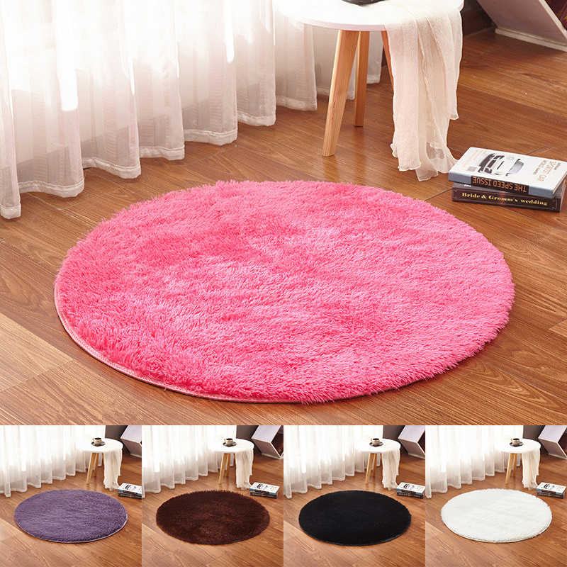 Gy Area Rug Modern Mat Washable