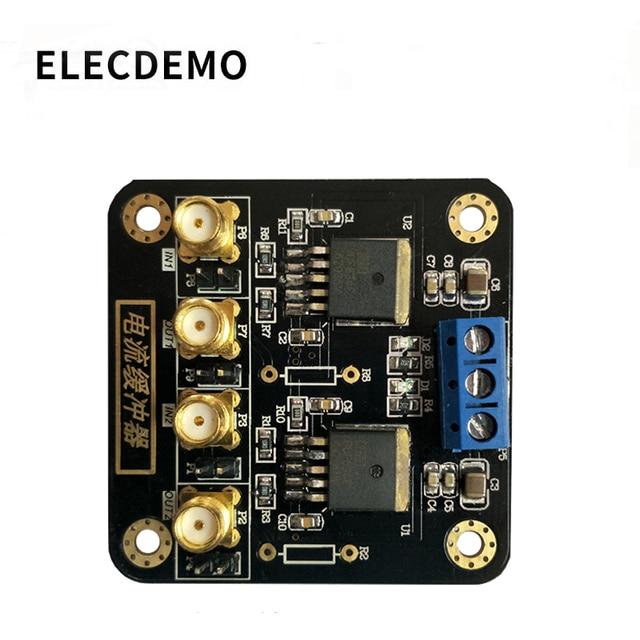 Módulo BUF634, amplificador de pulso de potencia de Audio con salida amortiguada de alta velocidad, proporciona la función de transmisión actual, placa de demostración