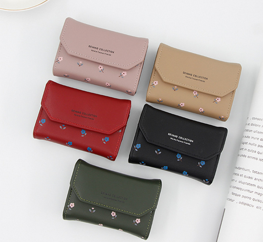Leather Driver License Clip High Quality Ladies Credit Card Box Credit Card Badge Driver's License ID Wallet