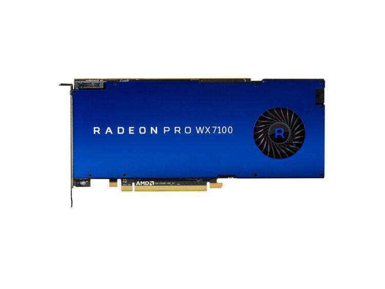 Leadtek AMD Radeon Pro WX7100 8GB GDDR5  Professional Level Workstation Graphics Used Original