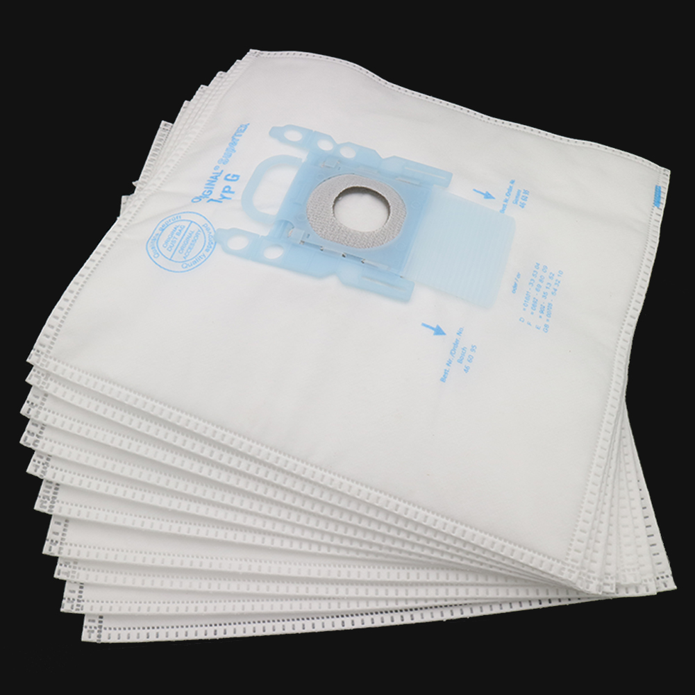 Dust Bags For Bosch Vacuum Cleaner Type G Bags GL-30 Pro GL-40 BGL8508 GL 30 Bags For Bosch Sphera Vacuum Cleaner