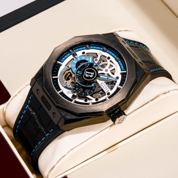 GATTI Tourbillon Mechanical Business Watch 1