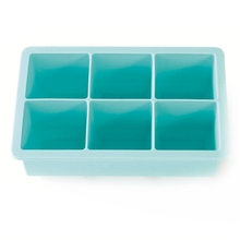1pc Ice Cube Tray Honeycomb Ice Cube Mold Food Grade Flexible Silicone Ice Molds For Cocktail Kitchen Mold
