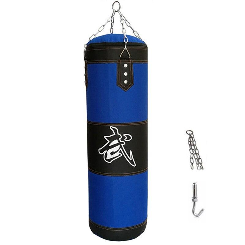 Conjuntos de Sacos de Arena Boxeo de Entrenamiento Vac/ío Boxeo Gancho Patada Lucha Karate Punch Saco de Arena