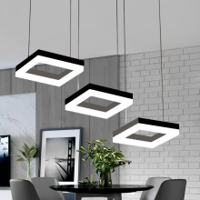 Pendant Lights LED Chandelier Modern Simple For Living Room Dining Acryli Ceiling Lamp Fixture