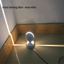 10w Led Wall Lamp Surface Mounted Led Wall Lamp Sconce Liner Wall Light  Outdoor Waterproof Bedroom Decorative Lighting 90-260V