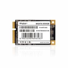 Wicgtyp  mSATA SSD SATA3 III 6GB/S SATA II 16GB 32GB 64GB 128GB 256GB 512GB 1TB HD SSD Solid State Drive Disk All Signal PC