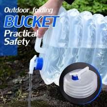 Сумка для воды сборно разборный водный мешки контейнеры кемпинга