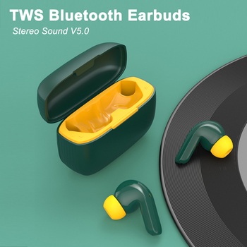 KINGSTAR Wireless Bluetooth Earphone Earbuds TWS Headphone With Microphone Sports Gaming Headset Stereo PK i90000 i12 PRO i9s image