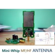 Mf/Hf/Vhf Sdr Antenne Miniwhip Kortegolf Actieve Antenne Voor Erts Radio Transistor Radio RTL-SDR Ontvanger