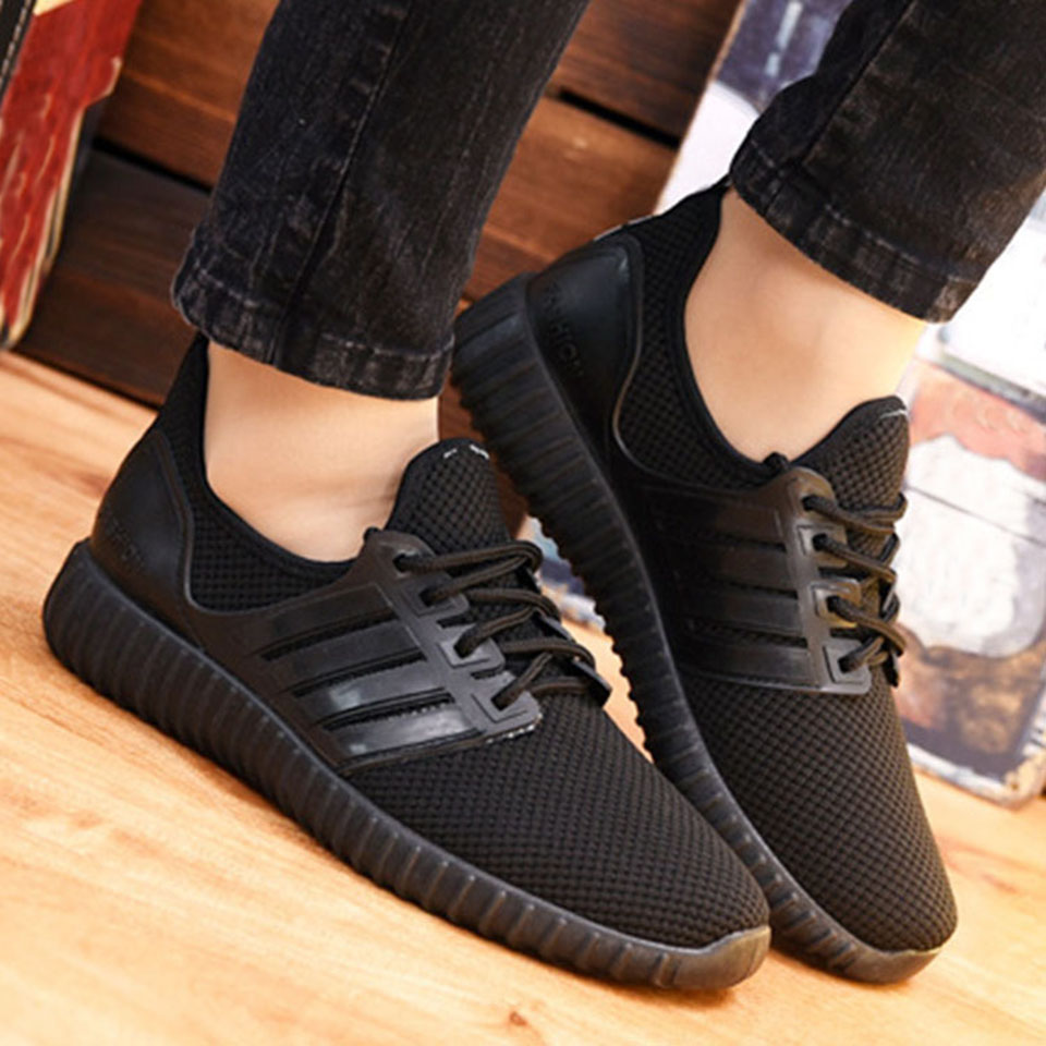 Air Mesh Sneakers Women Shoes Black Breathable Casual Shoes Soft Trainers Female Flats Shoes Ladies Sneakers Red Tenis Feminino