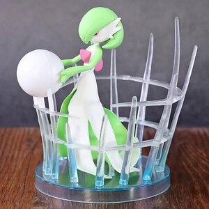 Image 1 - Gardevoir אנימה דמויות פסל דגם צעצועי את מלכת Gardevoir פעולה איור בובות צעצועי מתנות לילדים בנות