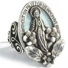 Femlae Luxruy Madonna Ringe Hochzeit Band Versprechen Liebe Engagement Ringe Für Frauen
