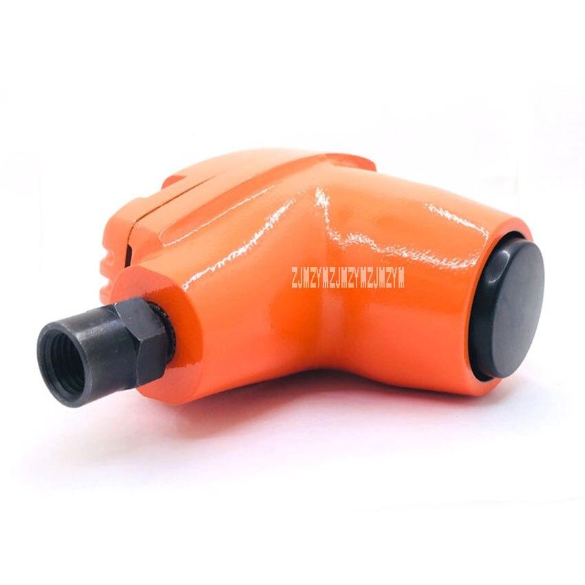 WL-UP801 Pneumatic Hammer Lightweight Handheld Air Hammer Portable Pneumatic Air Hammer Tools Woodworking Hammer 2-4CFM 1000RPM