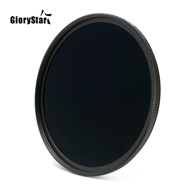 ND32 ND64 ND400 nd1000 nd2000 ND Glass Neutral Density Lens Filter 37/49/52/55/58/62/67/72/77/82 mm for canon nikon SONY dslr 1