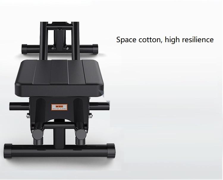 Abdominal Muscle Trainer Foldable Thin Waist Machine