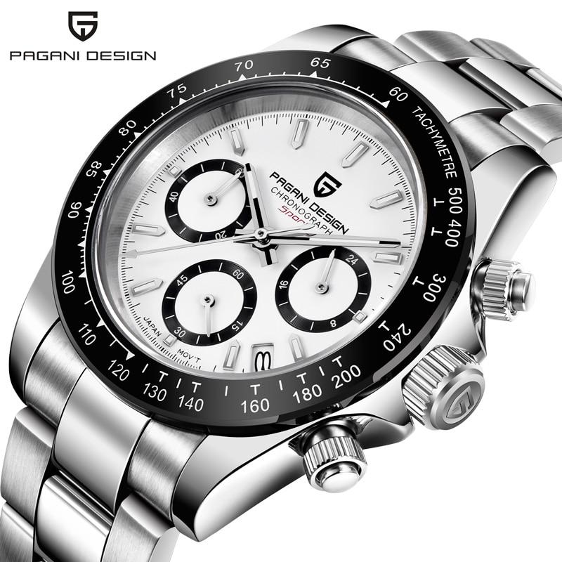 2019 PAGANI DESIGN Men s Watches Top Brand Luxury Quartz Watch Men Business Waterproof Watch Men