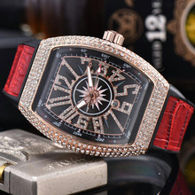Sports Watches For Men Casual Glass Beads Top Brand Luxury Male WristWatch Fashion Business
