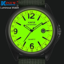 XINEW Men Watches Fashion Military Watches