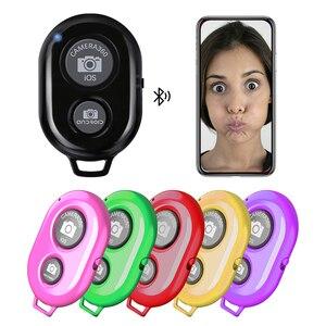 Image 2 - Datafrog Camera Bluetooth Afstandsbediening Foto Ontspanknop Voor Ios/Android Camera Sluiter Selfie Afstandsbediening