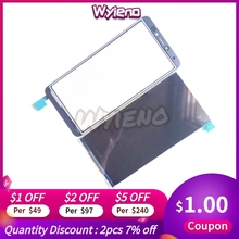 Replacement-Parts Screen Touch-Sensor-Panel Lcd-Display Wyieno for BQ 5518G Jeans