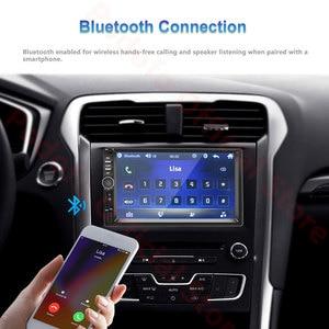 "Image 4 - Автомагнитола Podofo, мультимедийный плеер на Android, 2 Гб ОЗУ, 32 Гб ПЗУ, с 7 ""экраном, GPS, для Ford, VW Golf, типоразмер 2 Din"
